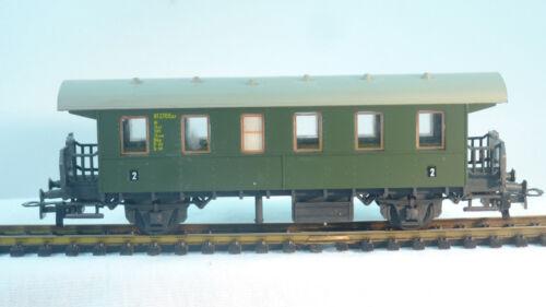 nk774 Liliput Spur h0 27000 vehículos implicados 2 clase 81270 ESN bi verde