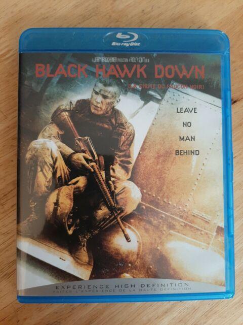 Black Hawk Down Blu-ray English/French Version Widescreen