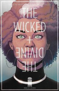 Wicked-And-The-Divine-Comic-Issue-45-Cover-A-First-Print-2019-Gillen-McKelvie