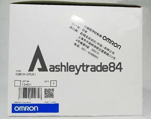 1PCS New OMRON PLC Module CQM1H-CPU51 CQM1HCPU51