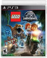 Lego Jurassic World, Video Games Playstation 3 Kids Hobbies Dinos Home Theatre on sale