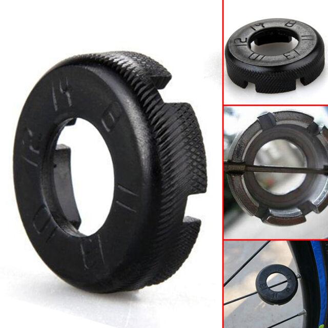 6 Way Bicycle Rim Spanner Spoke Key Nipple Wheel Adjust Wrench Repair Tools