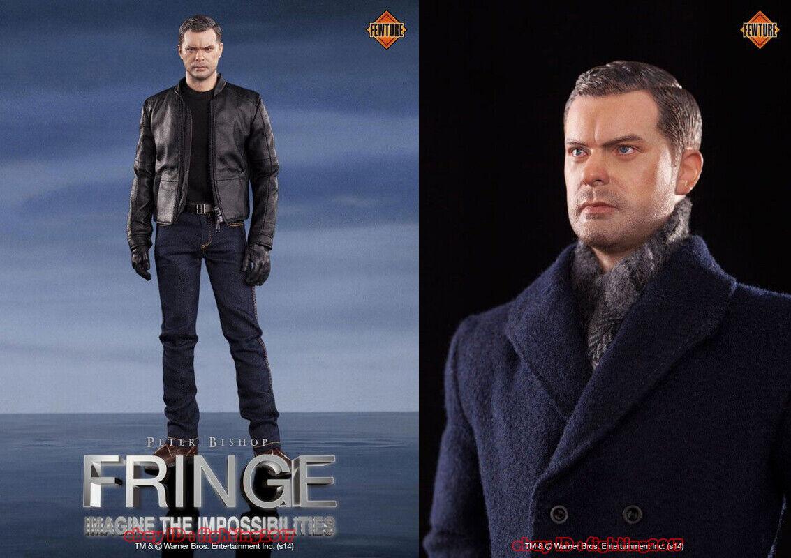 1 6 Fringe TV Series Peter Did obispo acción figura MAGINE las imposibilidades jurídicas