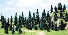 Busch 6597 NEW N/Z 50 BUDGET FIR TREES