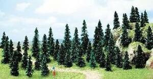 Busch-6597-NEW-N-Z-50-BUDGET-FIR-TREES