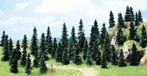 Busch 6597 NEW NZ 50 BUDGET FIR TREES