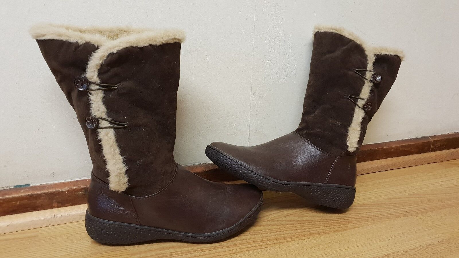 NATURES OWN WOMENS BOOTS SIZE UK 5  EU 38