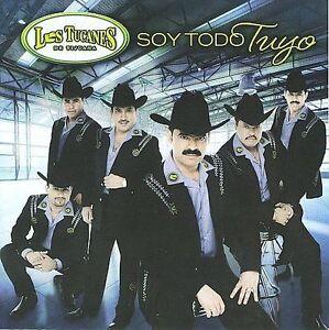Los-Tucanes-De-Tijuana-Soy-Todo-Tuyo-us-Import-CD-2008
