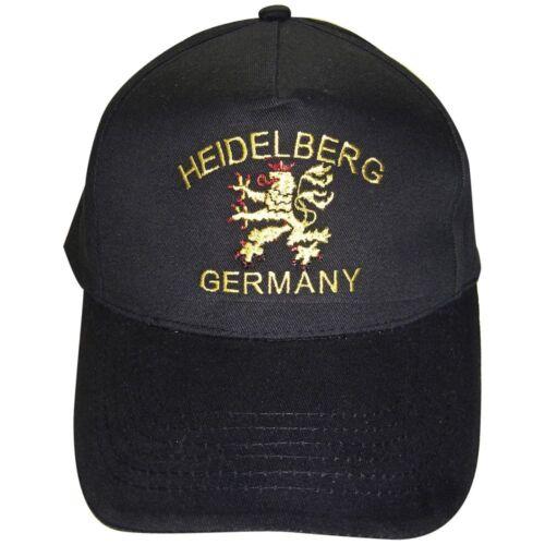 Baseballcap Cap Kappe Schirmmuetze mit Stick Heidelberg Germany 69266