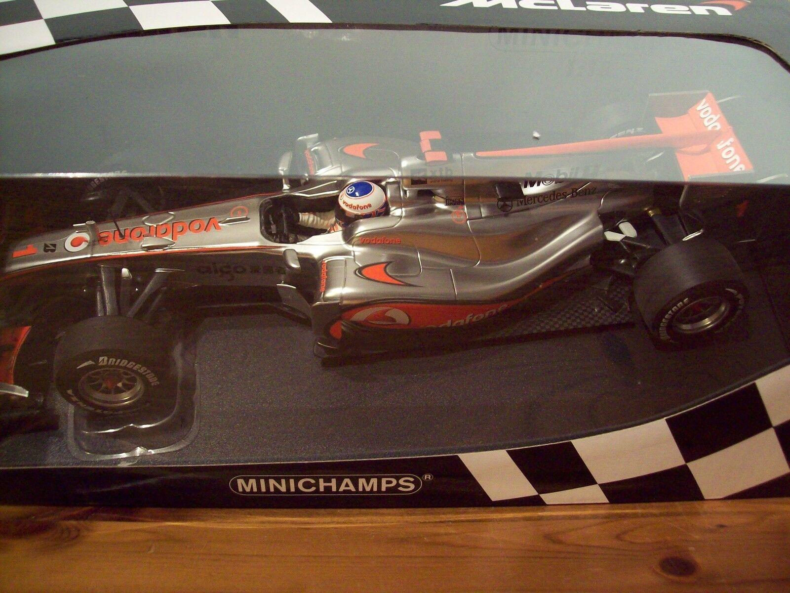 1 18 McLaren Vodaphone Mercedes MP4 25 2010 Jenson Button