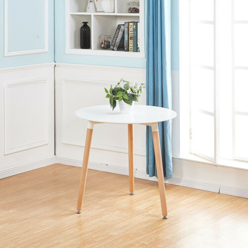 White Round Dining Table And 4 Chairs, Small White Round Dining Table And Chairs