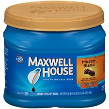 Maxwell House Master Blend Ground Coffee 26.8 oz Canister