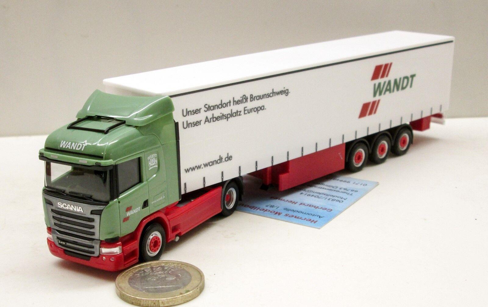 HerHerpa LKW Scania R Highl//Aerop Ga-KSZ Wandt 303996