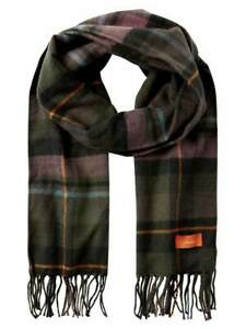 AW19 Colours Available Joules Bracken Woven Checked Scarf
