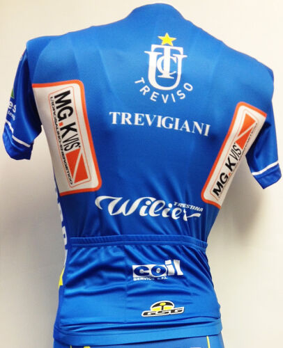 Made in Italy by GSG Trevigiani Team CYCLING JERSEY