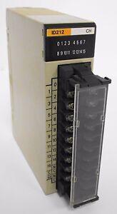 (2) Omron C200H-ID212 Input Unit Discrete Input Module