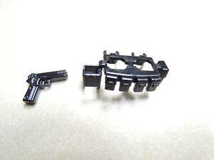 custom swat  gun tactical belt for lego Tactical Belt  and NIGHT HAWK X1