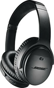Bose QuietComfort 35 Series II Wireless Noise-Cancelling Headphones - Black -NEW