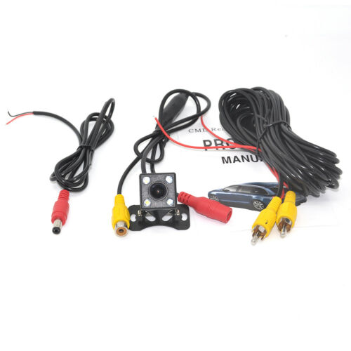 Intelligent Dynamic Trajectory Rear View HD CCD Reverse Camera Auto Assistance