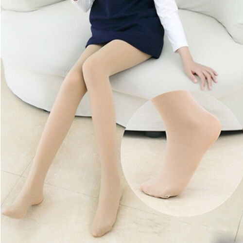 9 Candy Colors Girls Kids Tights Pantyhose Hosiery Ballet Dance Socks Opaque Hot