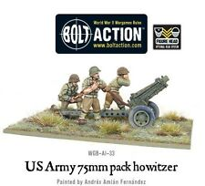 Bolt Action BNIB 75mm Pack Howitzer