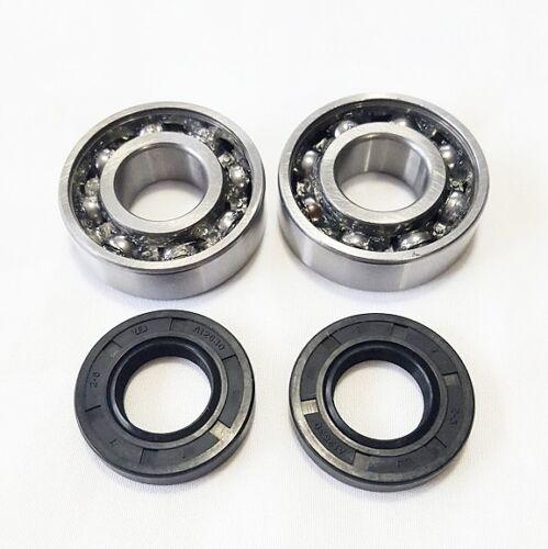 KX65 Main Crank Bearings and Seals 00 01 02 03 04 05 06 07 08 09 10