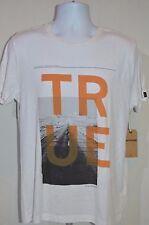 True Religion Man's Open Road T-shirt Size Medium Made in USA