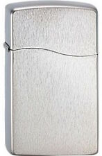 Zippo Blu2 Verticle Chrome Butane Lighter, # 30203, New In Box