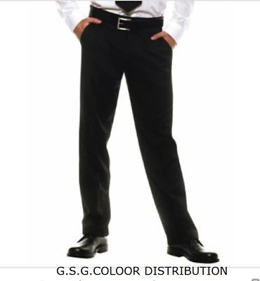 Farah Pantaloni Uomo Eleganti Formali con Tasche a Borsa