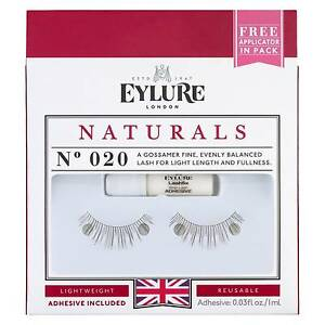 b75f61a0f59 EYLURE Naturalite Strip Lashes No. 020 Natural Volume for sale ...