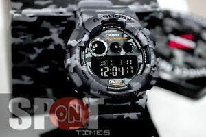 b8370df3d102 Image is loading Casio-G-Shock-Camouflage-Pattern-Men-039-s-