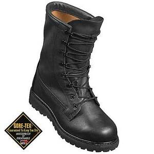 NWOT-Bates-E11460-Gore-Tec-ICWB-Cold-Wet-Weather-Boot-6W-Wide-Left-Boot-Only