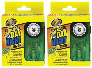 2-Pack-Zoo-Med-Repticare-Day-and-Night-Timer-Green