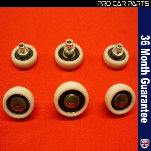FIAT DUCATO PEUGEOT BOXER JUMPER Sliding Door Roller Guide Ball Bearing TOP