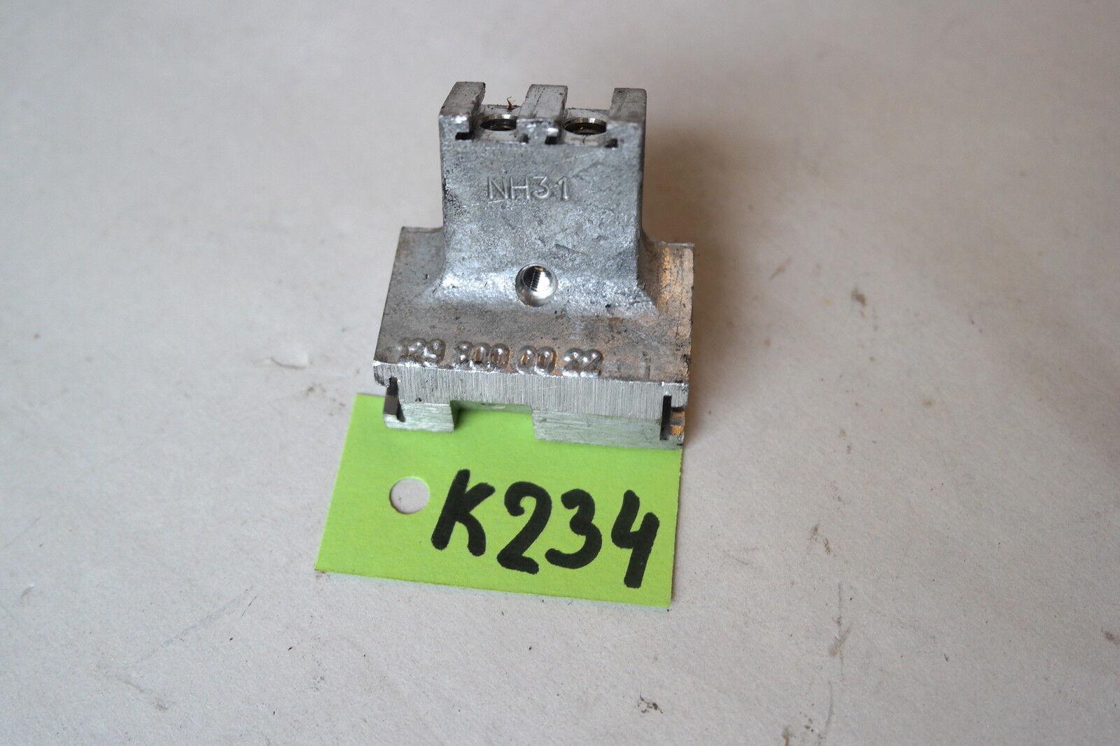 Sl r129 distribuidora hydraulic capota de distribución 1298000022 buen estado