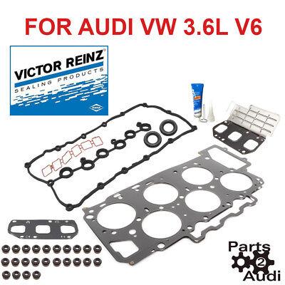 For 2007-2010 Audi Q7 Head Gasket Set Victor Reinz 79842CS 2009 2008 3.6L V6
