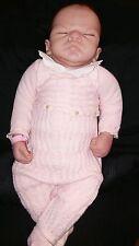 Ashton Drake ADG Real Like Baby Girl Newborn Doll