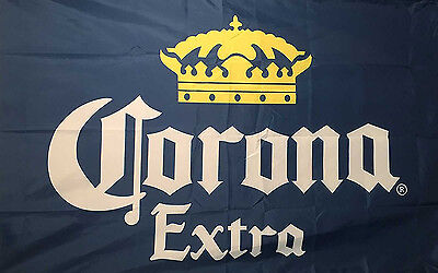 Collectibles Amiable Corona Extra Traditional Flag 3x5ft Banner Making Things Convenient For Customers Flags
