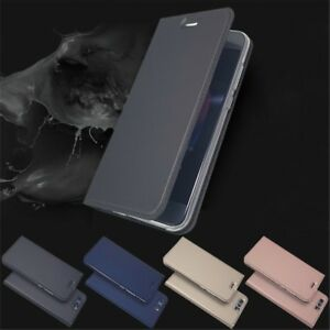 new style ab4c4 a6eec Details about For Huawei Honor 8 9 10 Lite Leather Flip Wallet Magnetic  Case Cover Skin A