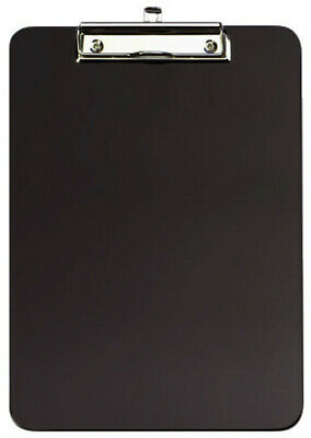 10 X Wedo Klemmbrett 576 Din A4 Schreibplatte Schreibbrett Schwarz SorgfäLtige Berechnung Und Strikte Budgetierung
