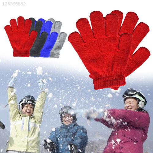 A0A6 Unisex Handwear Comfortable Boys Girls Practical Mittens