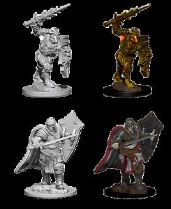 Doppelganger Unpainted D /& D Nolzur/'s Marvelous Miniatures