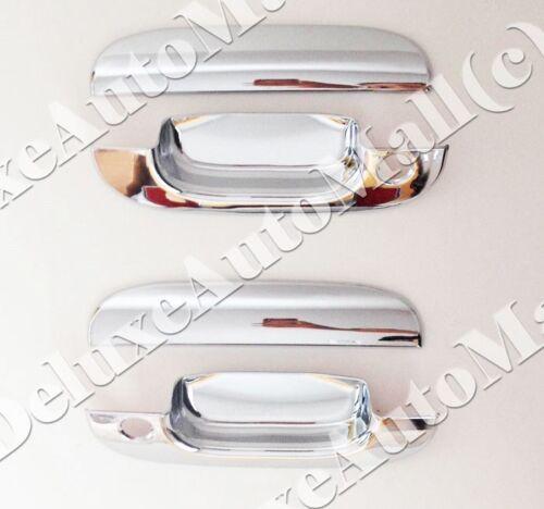 2 Door Set FOR Dodge RAM 94 95 96 97 98 99 00 01 Chrome Door Handle Covers