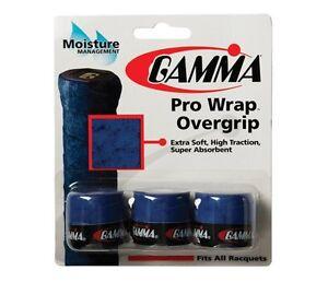 Pack de 3 Grips Azul BABOLAT VS Grip de Tenis
