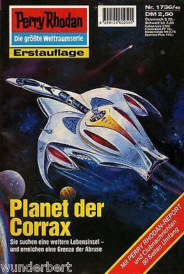 *- Perry Rhodan - Heft Nr. 1736 - Planet Der Corrax - Erstauflage Speciale Kopen