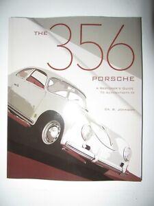 356 Porsche Restorers Guide To Authenticity Restoration Book