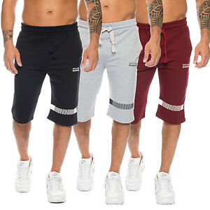 shikoba herren shorts bermuda hose trainingsshorts kurz fitness short sh 07 neu ebay. Black Bedroom Furniture Sets. Home Design Ideas