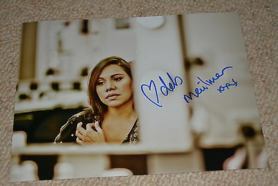Cleverman Good Taste Amicable Deborah Mailman Signed Autograph In Person 8x10 20x25 Cm