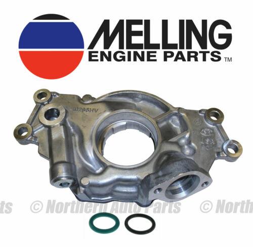 Melling M295HV HIGH VOLUME Oil Pump Chevy 4.8 5.3 5.7 6.0 LS1 LS2 LS6 USA MFG