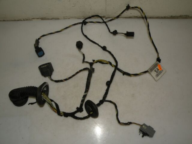 FORD MONDEO MK3 2003 FRONT RIGHT DOOR CABLE WIRE LOOM HARNESS 1S7T-14K138